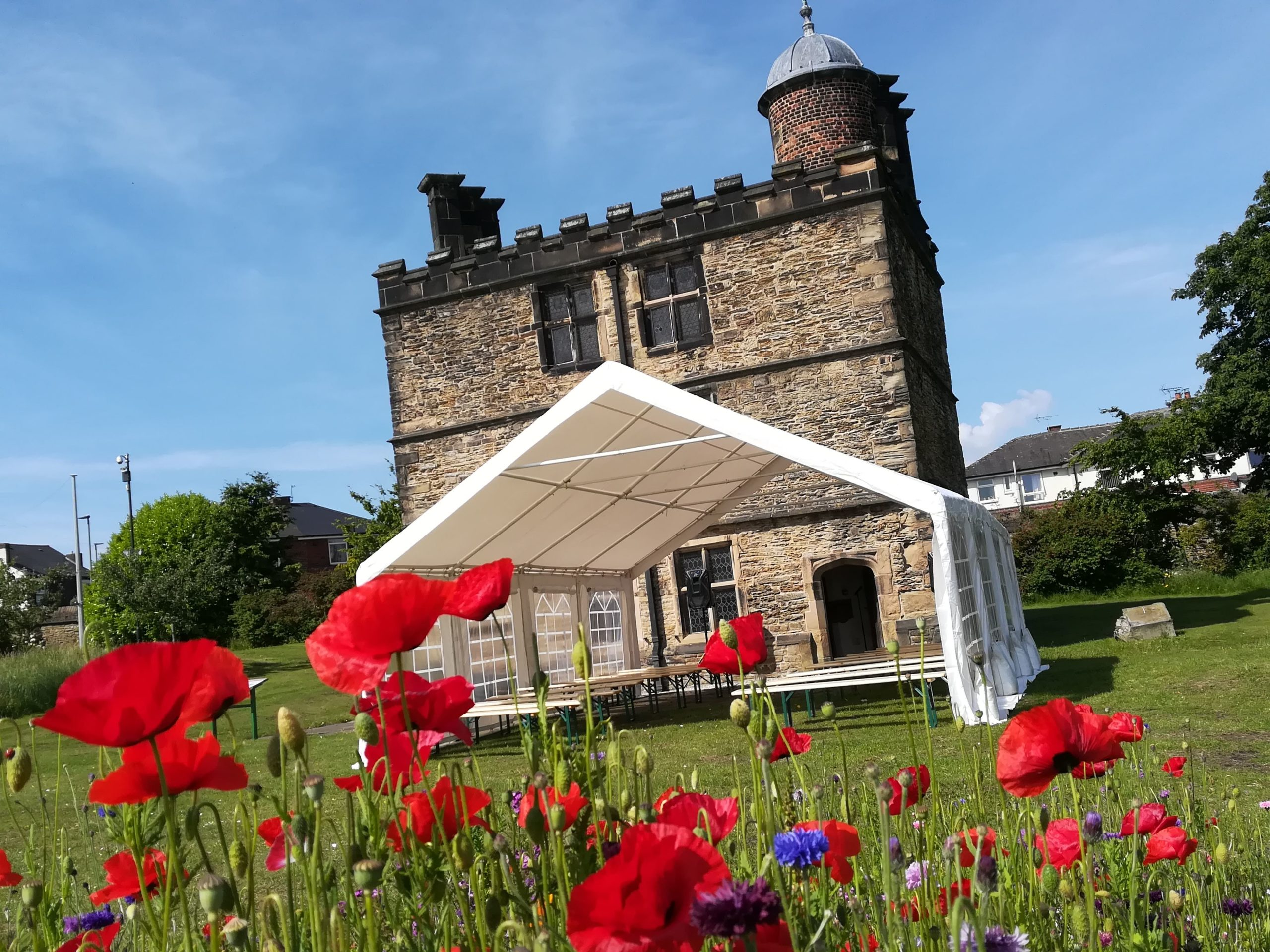 Totally Gazeboed Sheffield Gazebo and Marquee Hire