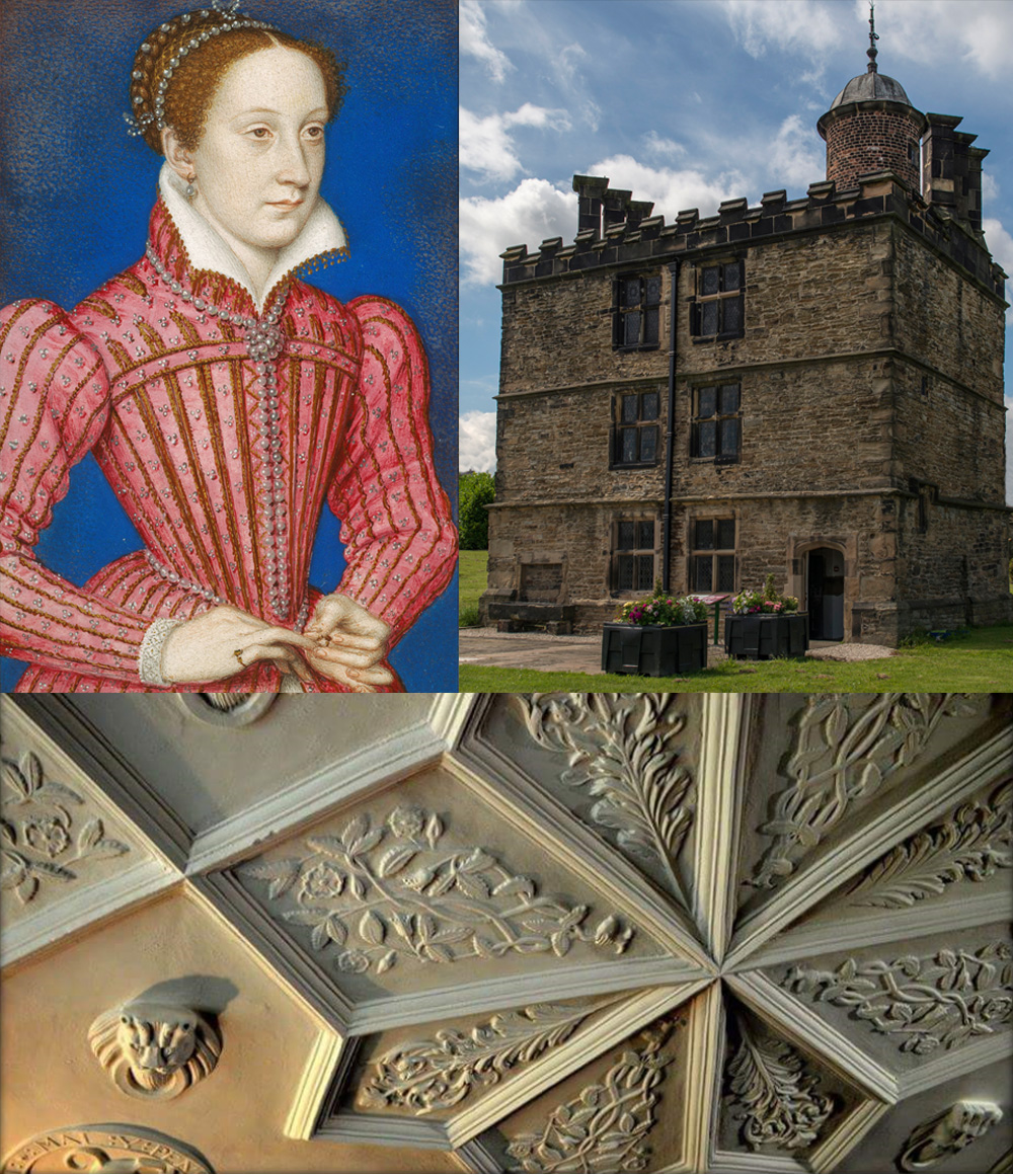 Mary Queen of Scots and the Tudor Turret House